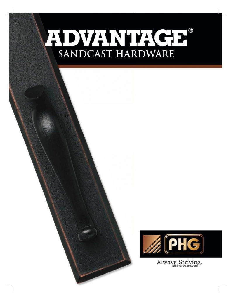 Advantage Sandcast