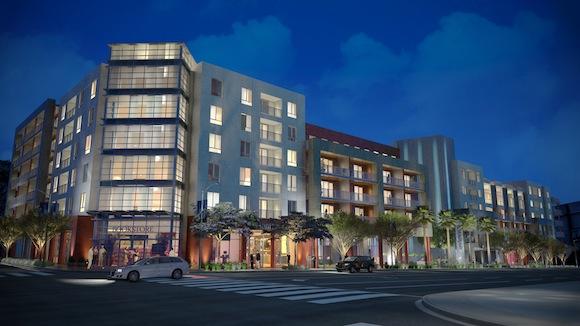 Fountain and La Brea Apartments (Los Angeles)