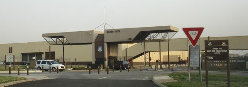 Tinker Air Force Base (Oklahoma City)